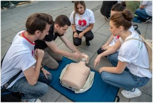 Summer school of Resuscitation