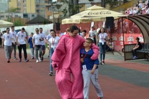 Friendly competition of Special Olympic - PARALLEL
