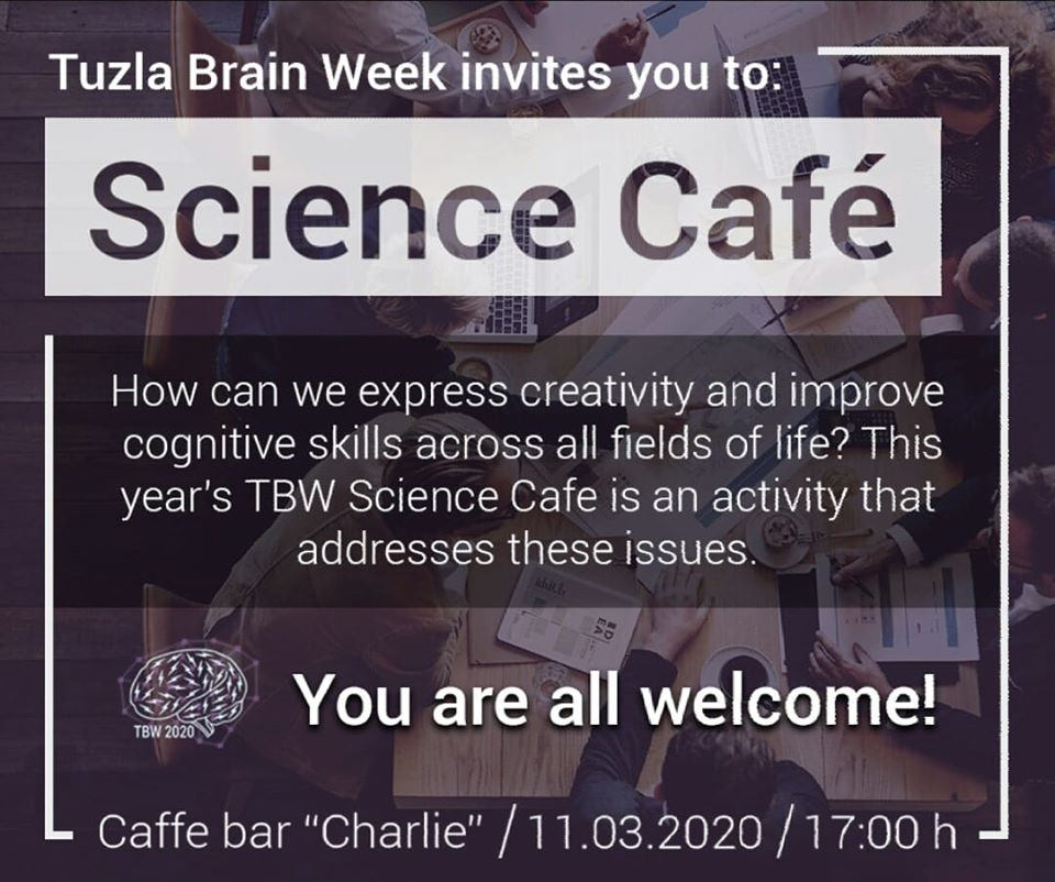 TBW SCIENCE CAFE